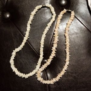 Jewelry - 2 for $12 Set of 2 seashell necklaces
